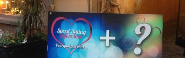 Un speed Dating aux mille et une merveilles