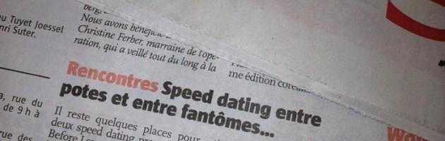 Une publication dans L'Alsace sur Beforelove.fr !