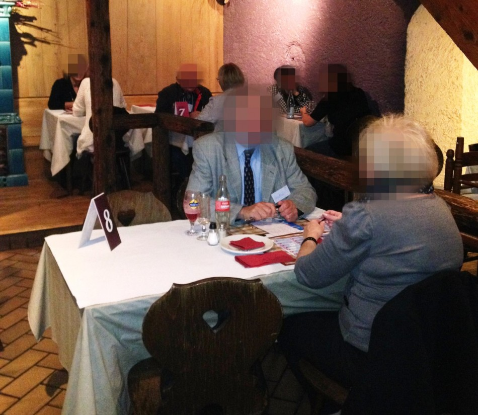 Speed dating la talaudiere