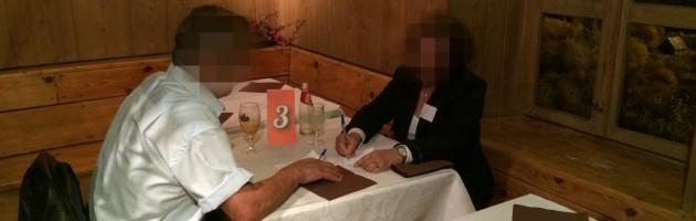 Speed Dating Senior à la Taverne Colmar