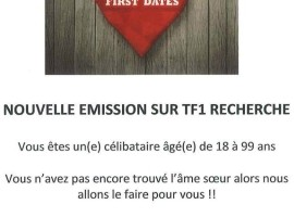 Casting TF1 : First Dates