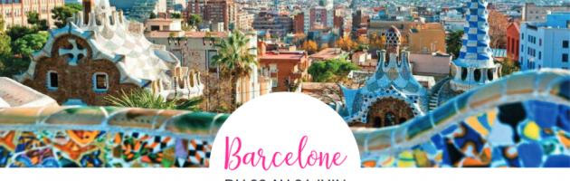 Voyage Spécial Célibataire Barcelone